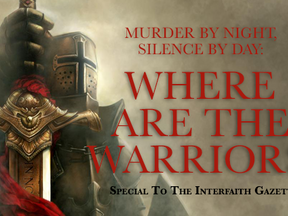 MURDER BY NIGHT, SILENCE BY DAY: WHERE ARE THE WARRIORS?