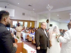 Congratulations: Pastor Roger D. Carson, Jr. & Tyechia R. McClendon Weds!