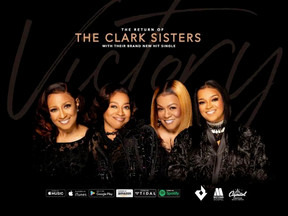 "The Clark Sisters Drop New Album ""The Return"""