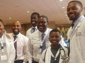 'Black Men in White Coats' Inspires Black Youth to Pursue Medicine