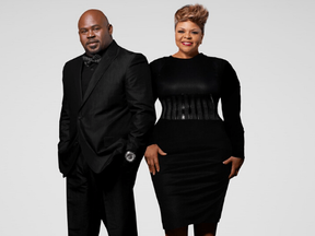 "David And Tamela Mann Set To Star In Tyler Perry's New Sitcom ""Assisted Living"""