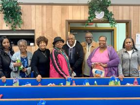 Resurrection Baptist Church Shows A Grateful Act!