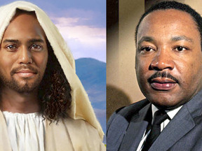 Martin Luther King Jr. and Jesus of Nazareth
