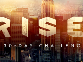 New Movement Challenges Men: It's Time to RISE!