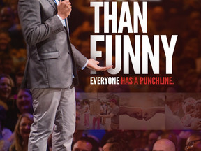 Comedian Michael Jr. Is 'More Than Funny,' Uses Punchline Analogy as A Worldwide Call to Act