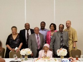 Publisher's Hometown Celebrates Its Oldest Living Centenarian!