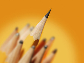 Lessons From A Pencil!