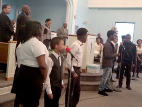 Trinity Faith Tabernacle Reaches  Back and Celebrates Its History!