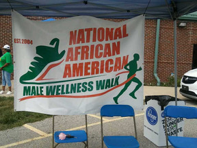 Toledo African American  Male Wellness Walk A Success!