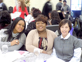 The Worship Center's Annual Sisterhood  Brunch Showcases Unsung Heroes