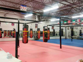 International Boxing Club & Bethesda Christian Center Brings Holiday Greetings To Families!