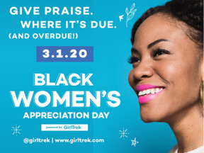 BLACK WOMEN APPRECIATION DAY