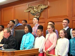 Ohio parents of 5 kids adopt 6 foster kids