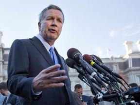 Governor: Ohio must embrace future, change rust belt image