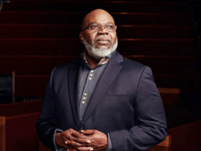 Bishop T.D. Jakes' Inspirational MegaFest Gears Up For Its Third Biennial Return To Dallas June 28-J