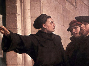 500 Years After the Protestant Reformation Can the Differences be Overcome?