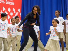 Michelle Obama's Healthy School Lunch Program in Jeopardy