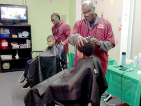 5th Annual Haircuts 4 Humanity A Huge Success!