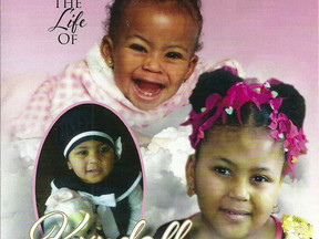 Little Princess Kyndall: Touched By an Angel
