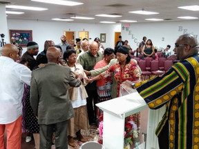 Bethesda Christian Center's New Location: A Service of Blessing!
