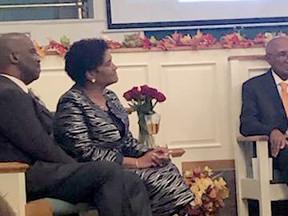 Trinity Faith Tabernacle Celebrates Pastor Patricia, Elder Bobby Smith's Tenth Pastoral Anniversary