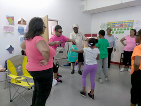 Second Baptist Church & Agape Second Chance Corporation Hosts 4th Year Family and Friends Festiv