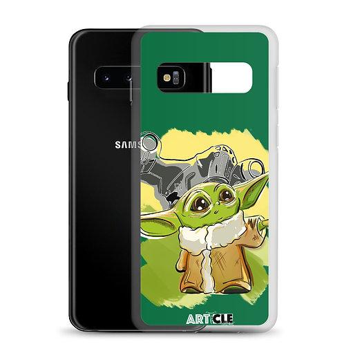 Baby Yoda - Samsung Phone Case