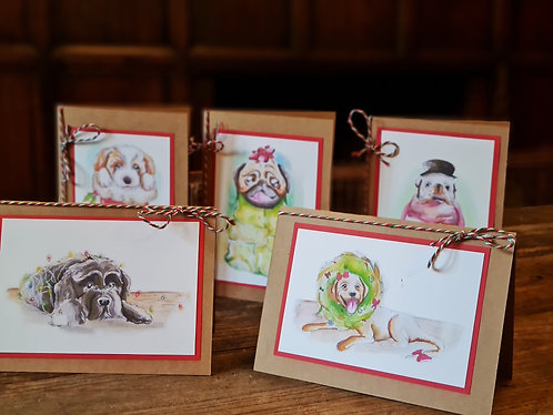 'Mix It Up!' Christmas Card Pack