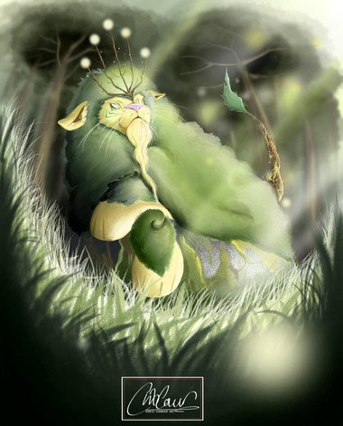 King of the Jungle (Earth)