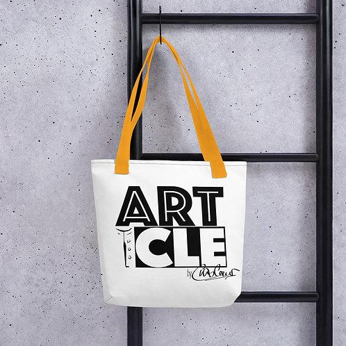 'ARTicle' brand Tote bag