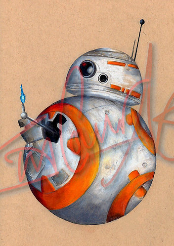 'Thumbs Up BB8'