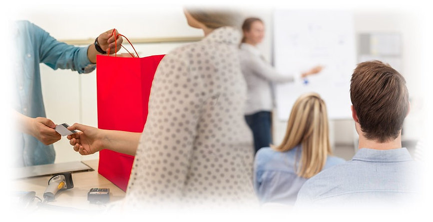 Training in the art of selling