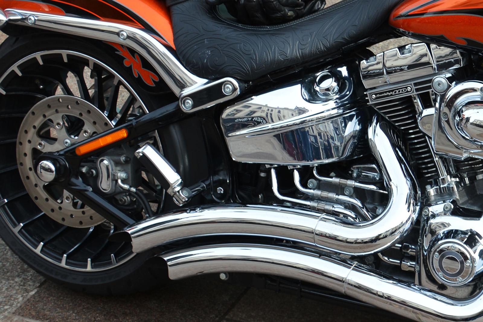 Ballistol per la moto