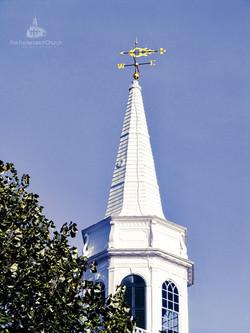 Historic Meetinghouse steeple