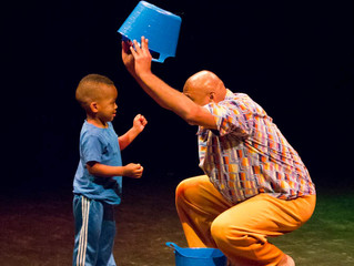 Why I performed for Early years Children