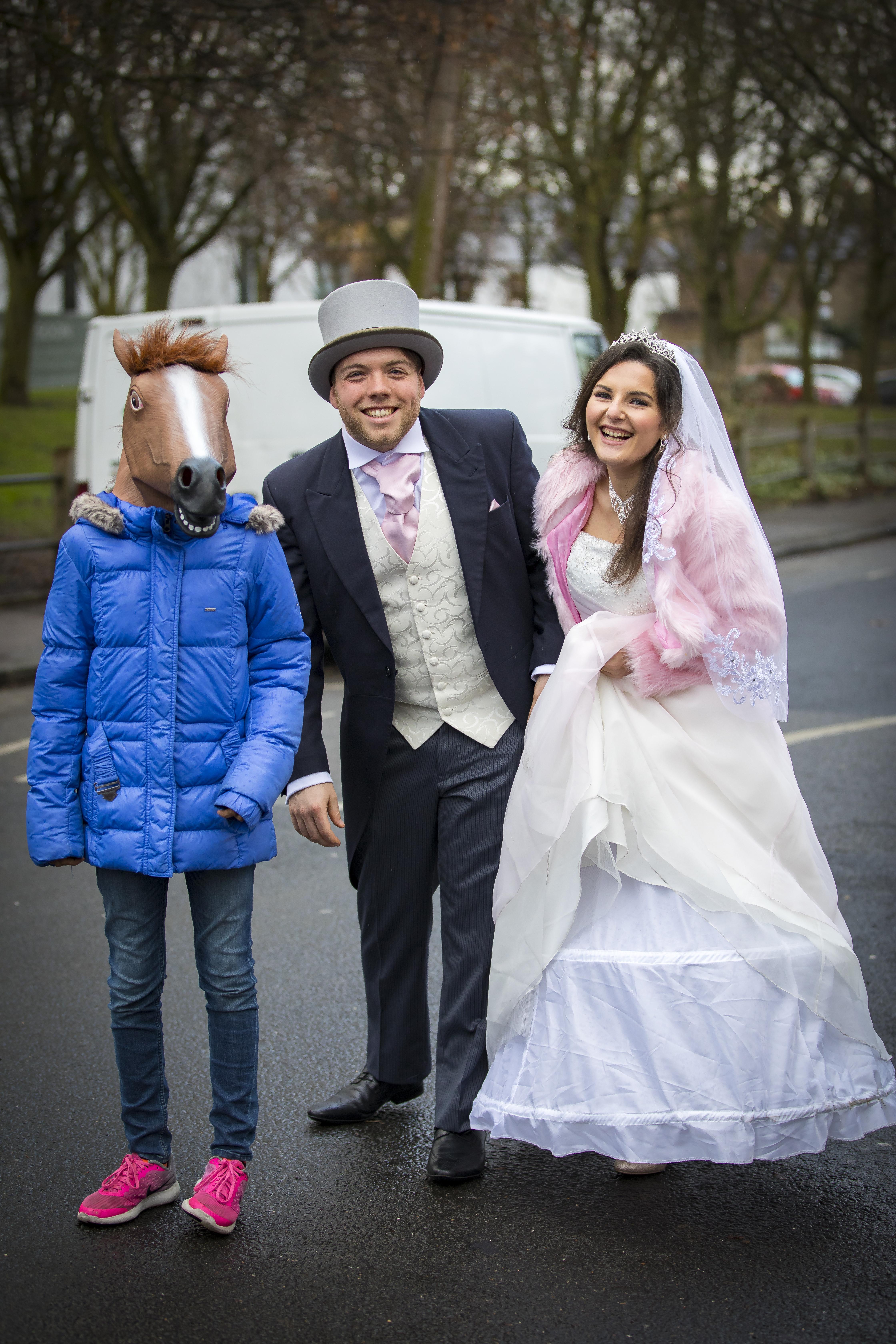 Serena & Jake's wedding  345