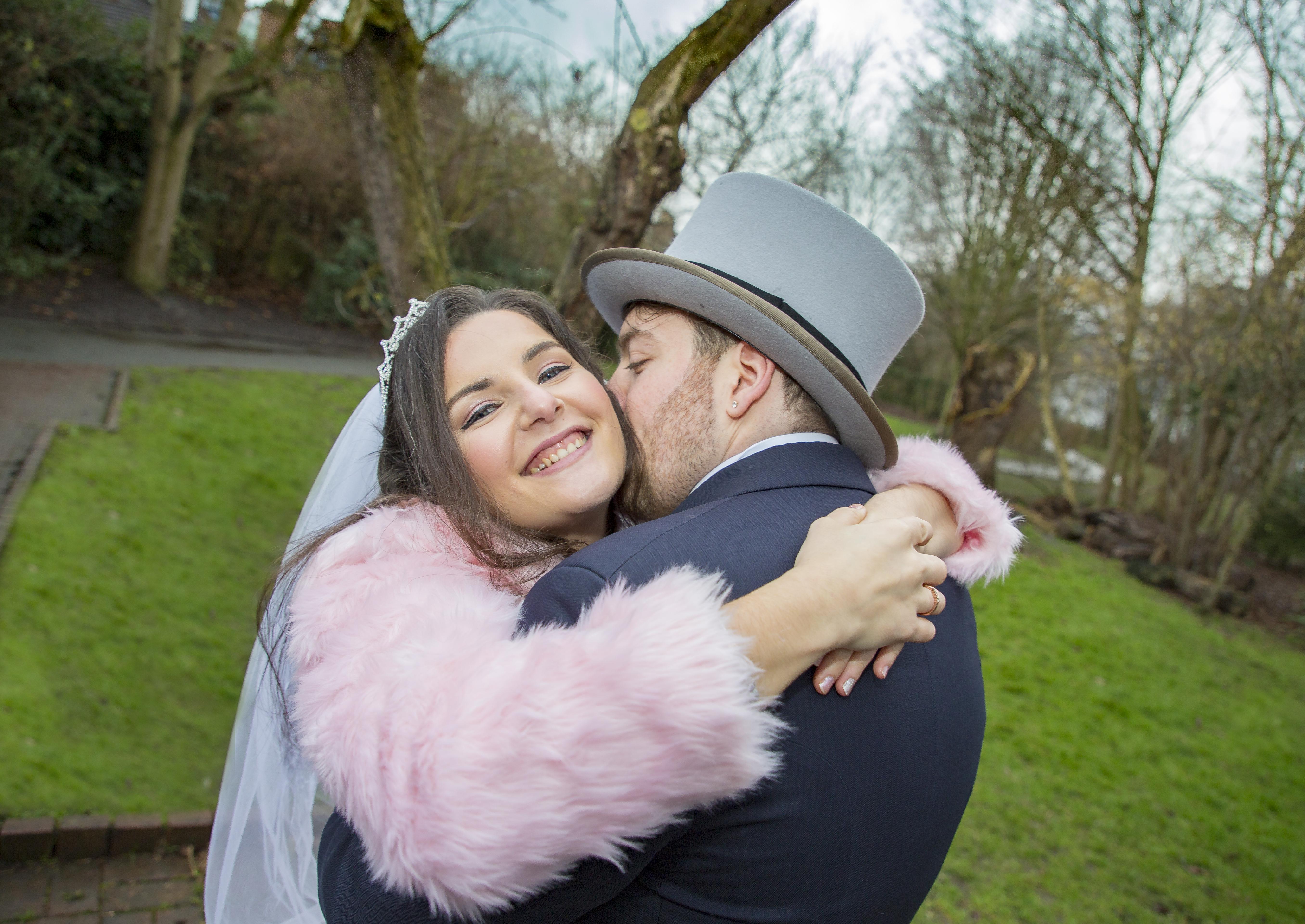 Serena & Jake's wedding  392