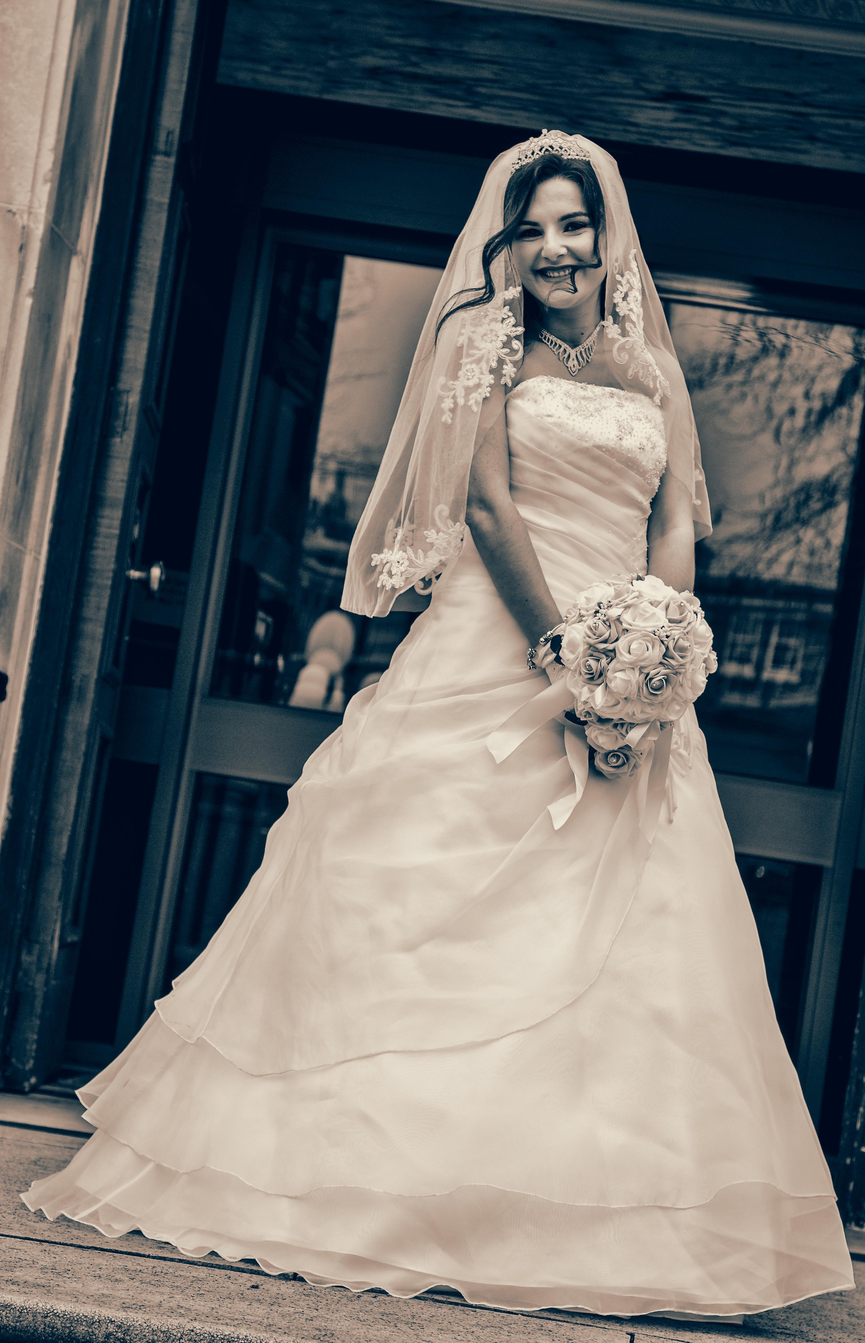 Serena & Jake's wedding  123