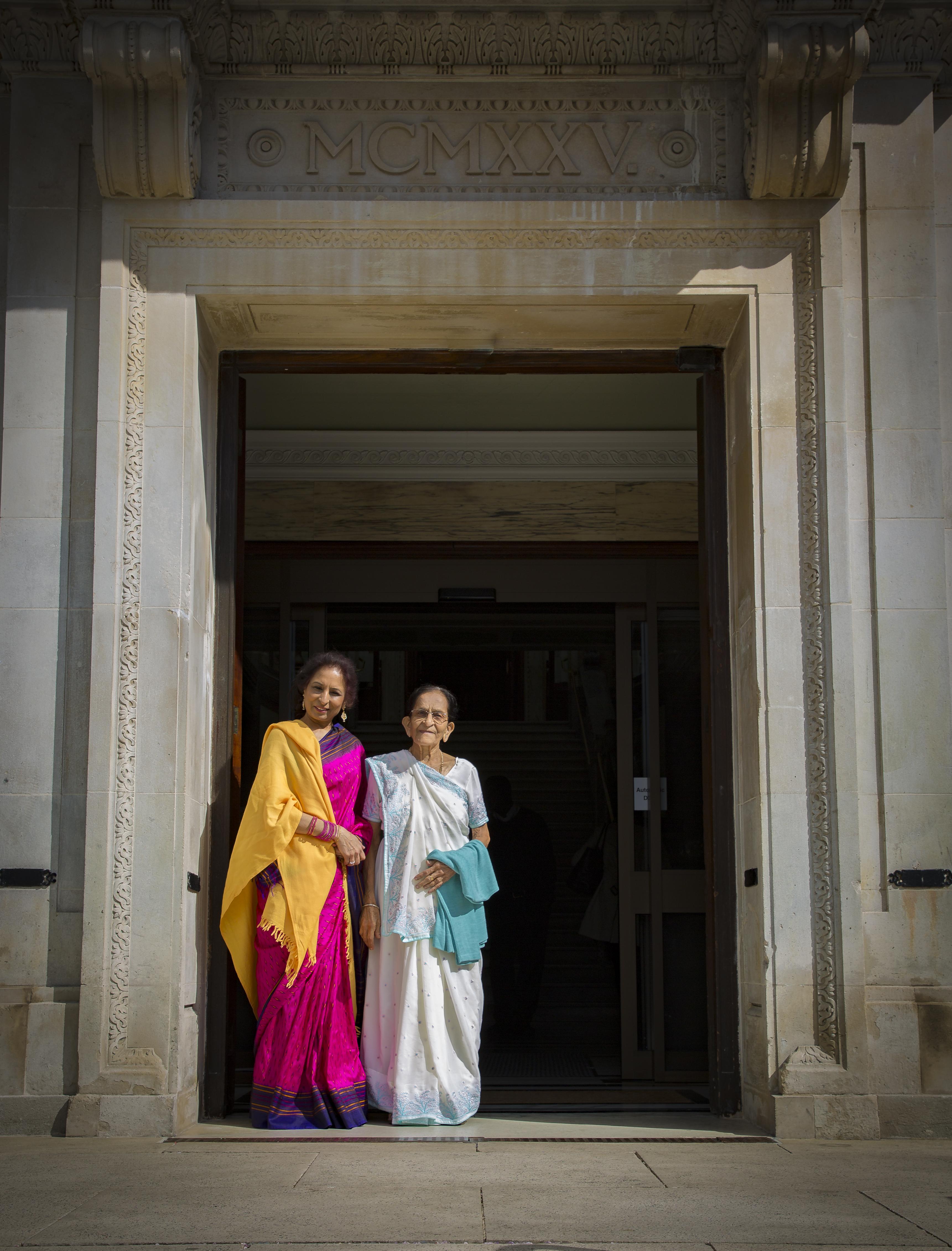Kiran & Raj  1