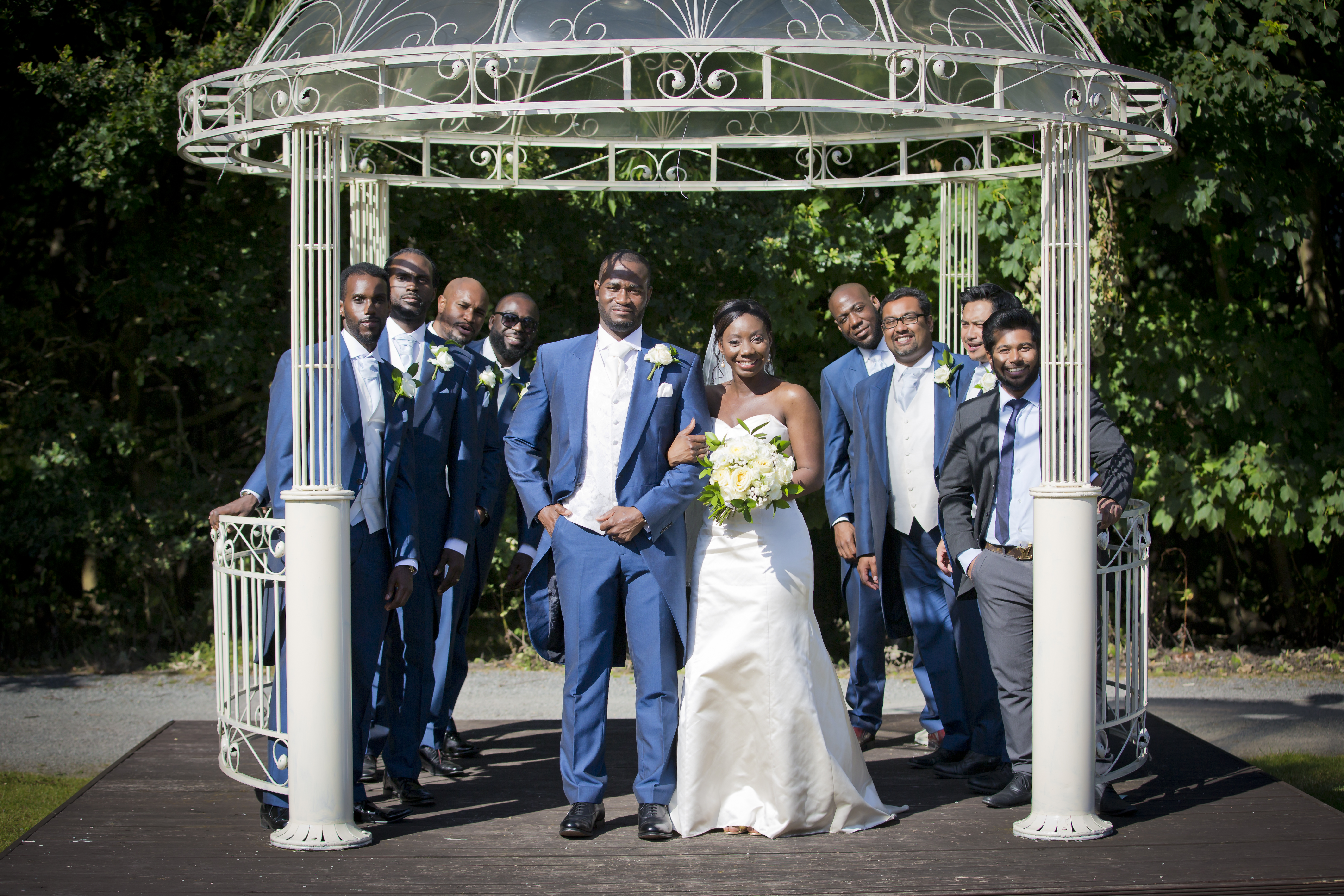 Dela & Sams Wedding 583