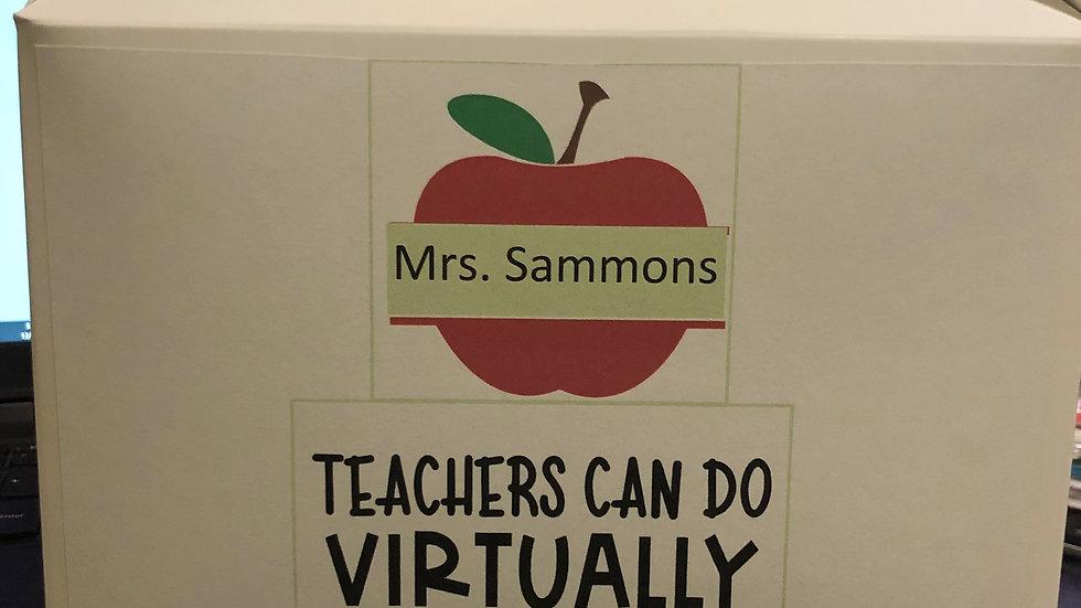 Teacher Gift Minibox