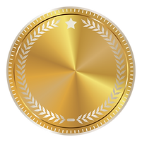 Gold_Seal_Badge_with_Decoration_PNG_Clip