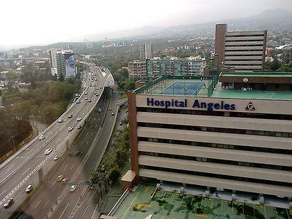 hhospital los angles de pedregal