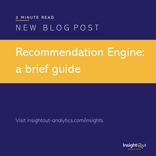 Recommendation engine: a brief guide