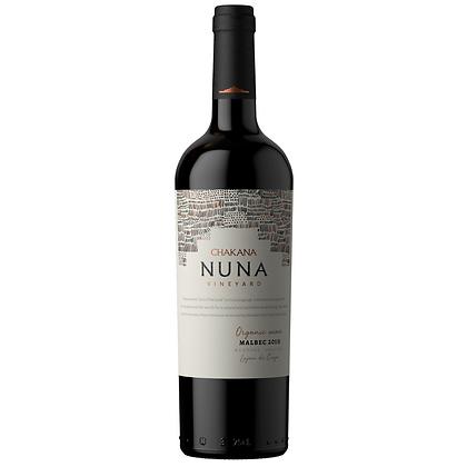 Nuna Malbec, Chakana - 2019