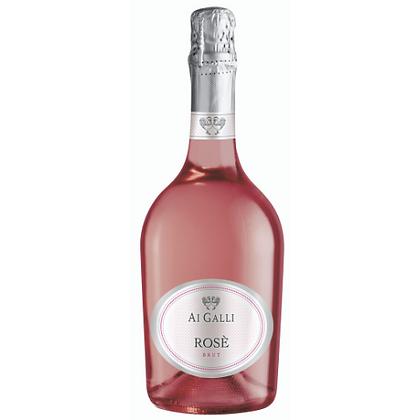 Prosecco Rosé, Ai Galli- n.v.