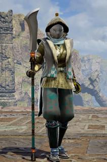 Kiyo the Onna-Bugeisha