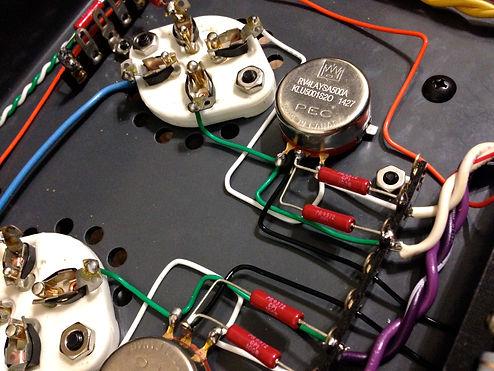 22A3 Circuit Detail