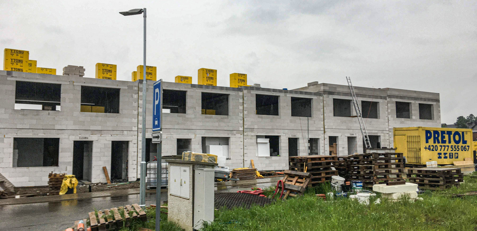 výstavba etapa 2
