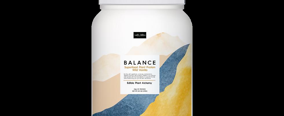 BALANCE SUPERFOOD PROTEIN Wild Vanilla